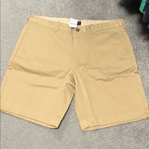 JCrew new with tags men's size 35 shorts